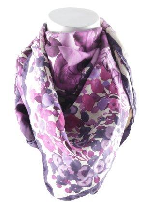 Valentino Halsdoek bloemenprint Britse uitstraling