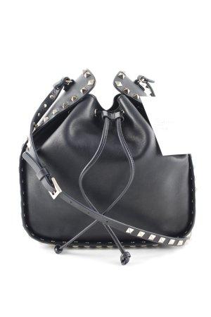 """Valentino Handtasche """"Rockstud Bucket Bag Nero"""" schwarz"""