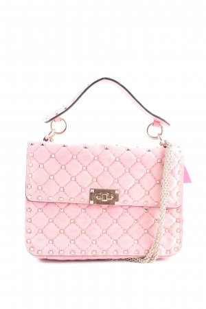 "Valentino Handtasche ""Rockstud Spike Crossbody Bag Medium Paradise Rose"""