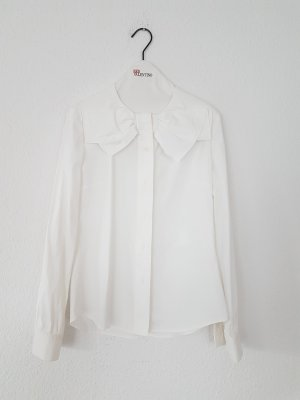 Valentino Hemd mit schleifen-Kragen