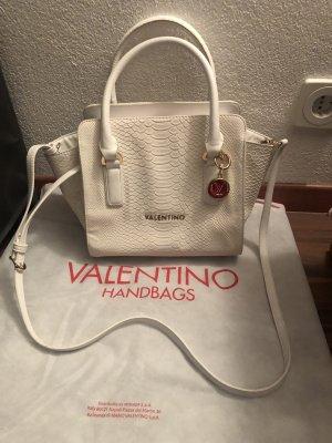 Valentino Carry Bag white