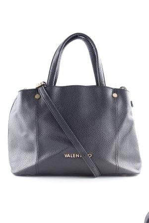 Valentino Carry Bag dark blue reptile print