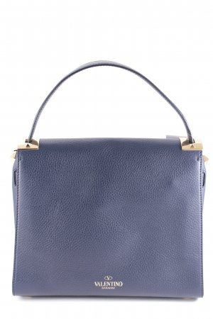 "Valentino Carry Bag ""My Rockstud Single Handle Bag"" dark blue"