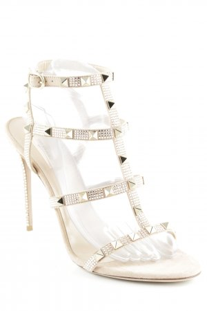 "Valentino High Heel Sandaletten ""Rockstud """