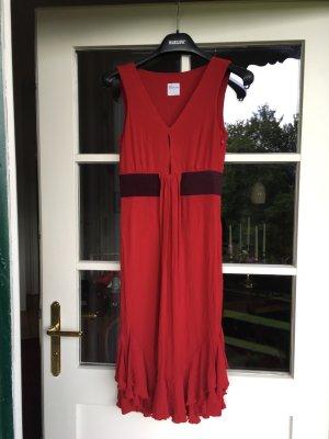 Valentino Kleid rot nur 1x getragen