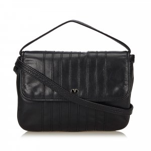 Valentino Leather Crossbody Bag