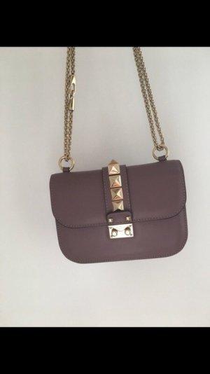 Valentino Lock Small Tasche