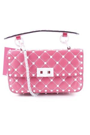 """Valentino Mini Bag """"Rockstud Spike Mini Nappa Shadow Pink"""""""