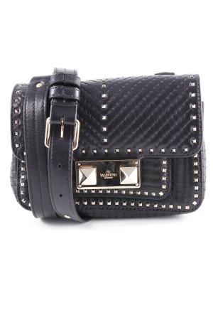 Valentino Minitasche schwarz Street-Fashion-Look