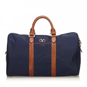 Valentino Nylon Duffle Bag