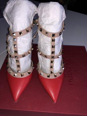 Valentino Pumps Red