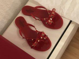 Valentino pvc Flip Flops