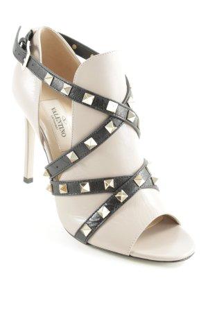 Valentino Riemchen-Sandalen mehrfarbig Elegant