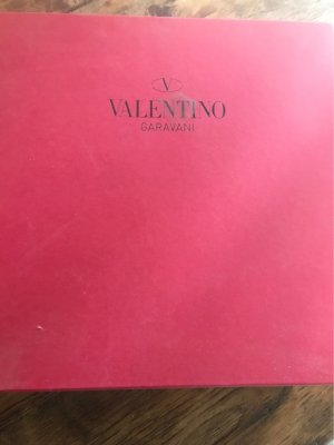 Valentino Rockstud ankle boots metallic