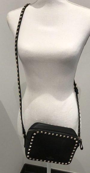 Valentino Rockstud bag in schwarz