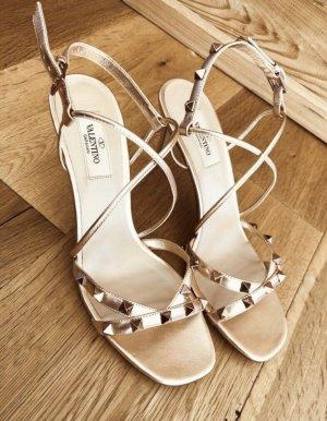 Valentino High Heel Sandal rose-gold-coloured