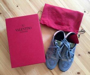 Valentino Sneaker stringata multicolore