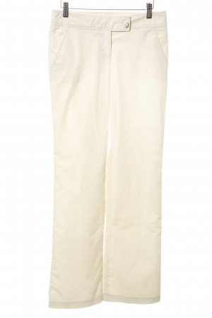Valentino Roma Corduroy Trousers natural white casual look