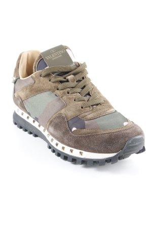 """Valentino Schnürsneaker """"Rockrunner Sneaker Army"""""""