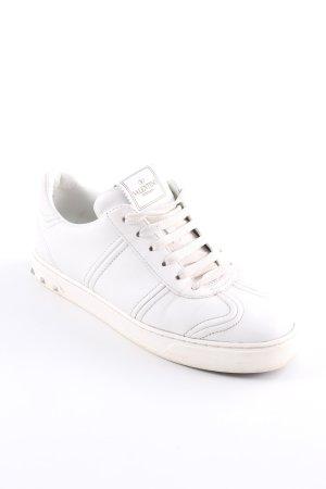 """Valentino Schnürsneaker """"Sneakers Flycrew White"""" wollweiß"""