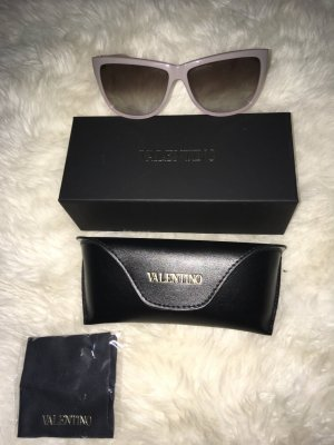 Valentino Sunglasses rose-gold-coloured