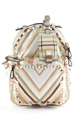 "Valentino Zaino per la scuola ""Mini Rockstuds Backpack Multicolor"""