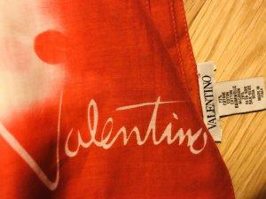 Valentino Zijden sjaal veelkleurig