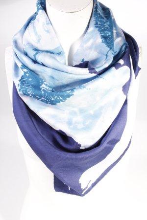 Valentino Seidentuch marineblau