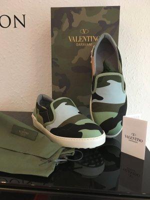 Valentino Slip-on*army green*40*NEU