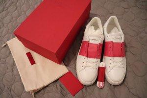 Valentino Sneakers Open Rockstud