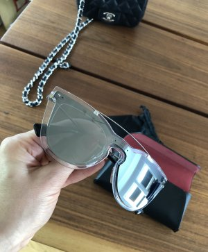 Valentino Sonnenbrille aus Metal und Nylon