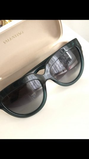 Valentino Sunglasses cornflower blue-cadet blue