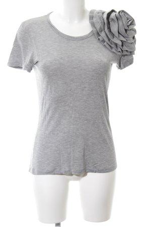 Valentino T-Shirt grau Elegant
