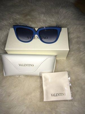 Valentino Sunglasses neon blue