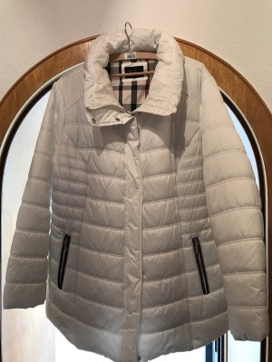 Valino Quilted Jacket white