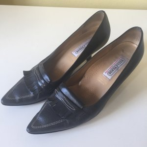 Valle Verde Leder Pumps Gr. 38