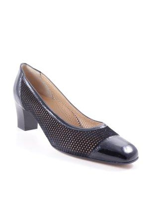 valleverde High Heels schwarz Elegant