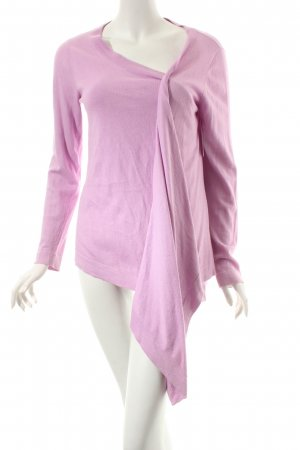 Value Strick Cardigan rosa Casual-Look