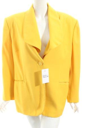 Valvason Serodine Turry Blazer giallo scuro elegante