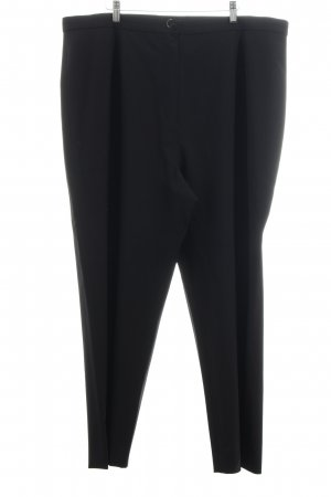 Valvason Serodine Turry Stoffhose schwarz Elegant