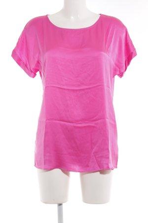 van Laack ärmellose Bluse pink Casual-Look