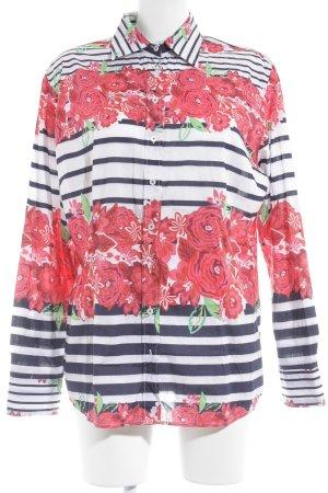 van Laack Colletto camicia multicolore stile casual