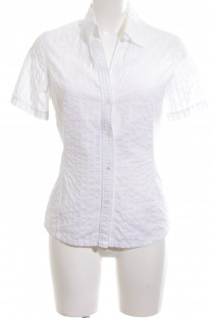 van Laack Short Sleeve Shirt white business style
