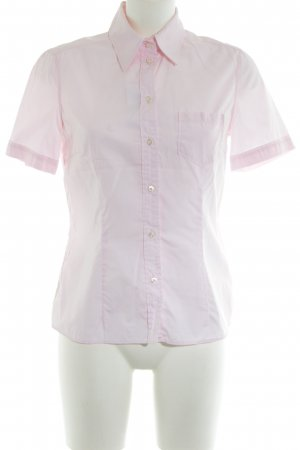 van Laack Short Sleeve Shirt pink business style