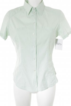 van Laack Short Sleeve Shirt mint casual look