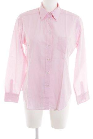 van Laack Langarmhemd pink Business-Look