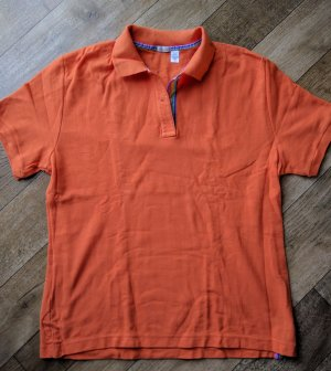 Van Laack Poloshirt Orange
