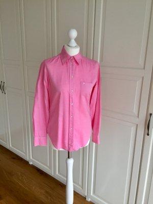 Van Laack rosa Bluse Größe W2