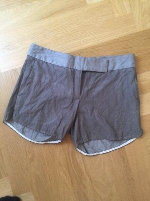 Van Laack Shorts khaki
