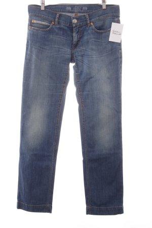 van Laack Slim Jeans blau Casual-Look